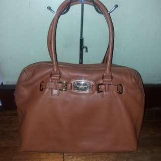 Original Michael kors mk leather bag