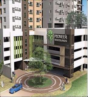 Rent to own condo 1BR 2BR NO DP Preselling Condo in Pioneer
