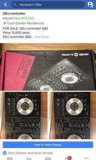 Ddj Serato Pioneer controller