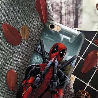 PO deadpool iphone cover