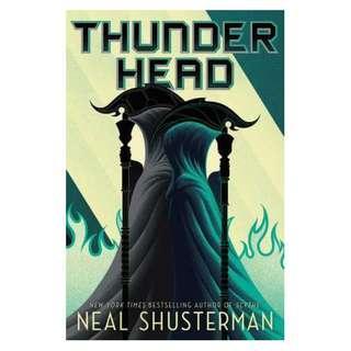 [Ebook] Thunderhead (Arc of a Scythe #2) by Neal Shusterman