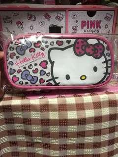 🚚 手提kitty筆袋