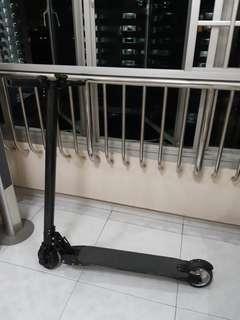Carbon Fibre Electric Scooter