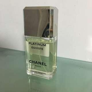 CHANEL PLATINUM perfume 香水 bag jeans shoes running shirt tie leather