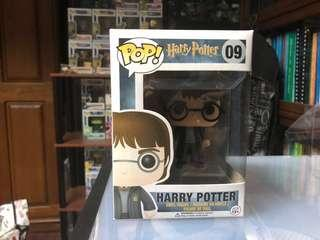 Harry Potter 09 Unstickered Hot Topic Exclusive Funko Pop