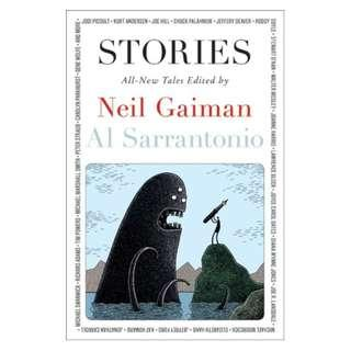 [Ebook] Stories: All-New Tales by Various Authors, edited by Neil Gaiman & Al Sarrantonio