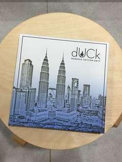 Duck scarf Kuala Lumpur Merdeka Edition