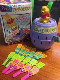 《公益換物》出賣維尼-嚇一跳兒童玩具