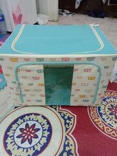 Miniso Storage Box Lemari Baby