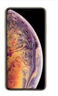 (CLOSED) hand iphone xs max 64gb gold with telco receipt