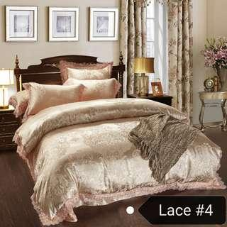🚚 Bedsheet Set / wedding Bedsheet / gift / free delivery
