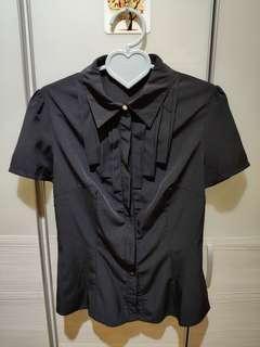 🚚 質感黑襯衫