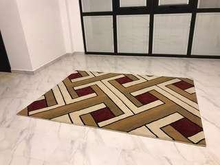 Preloved Modern Design Carpet