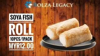Soya Fish Roll