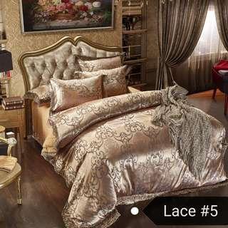 🚚 Bedsheet set / wedding Bedsheet / gift