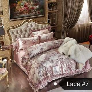 🚚 Bedsheets set / wedding Bedsheet / free delivery
