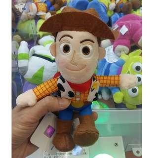 [熱賣品]Toy Story 最新公仔 Woody 胡迪 (反斗奇兵)