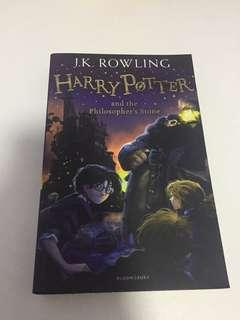 🚚 Harry Potter books 1 and 2