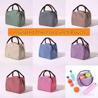 INSULATED THERMAL LUNCH BAG