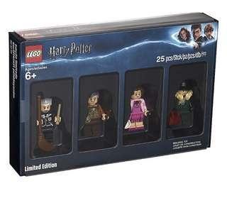 Lego Harry Potter Bricktober 2018 Limited Edition Set