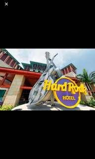 Hard rock hotel 24-26 nov