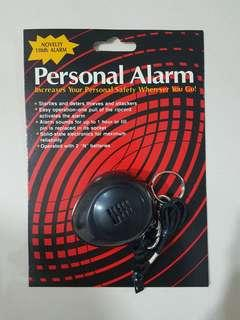 Personal alarm security device