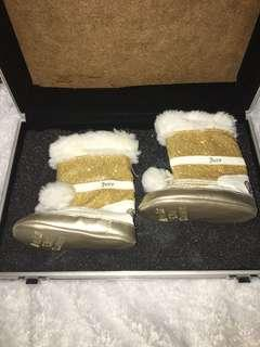 Juicy Couture winter shoes