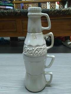 Coca Cola Collectable Stacky Mug