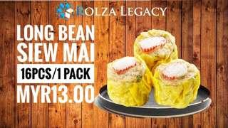 Long bean Siew Mai