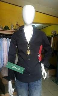 H&M Polo Longsleeve
