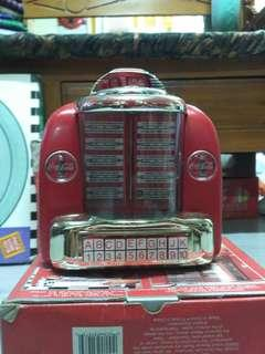 Coca Cola Tabletop Jukebox