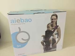 🚚 嬰兒椅凳揹巾