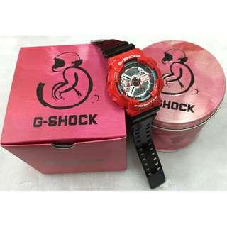 CASIO G-SHOCK Year of Monkey China Exclusive Official Genuine New GA-110