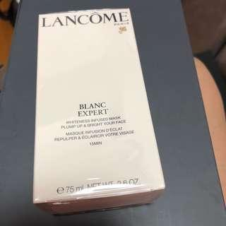 Lancôme blanc expert whiteness infused mask