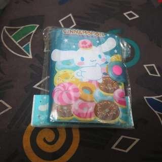 Sanrio Cinnamoroll 肉桂狗 Card Holder 20 Pockets
