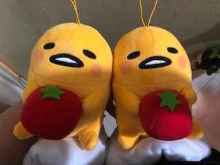 Sanrio 蛋黃哥 2018 全新日本正版景品公仔