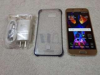 Samsung Galaxy S6 Flat Gold 64GB Complete