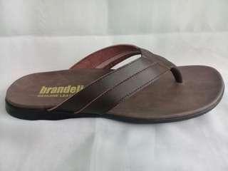 Sandal Jepit Kulit BRANDELL