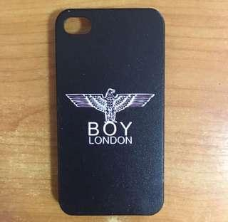🔥iPhone 4 Boy London Casing 💕