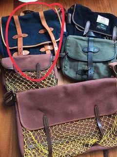 🇺🇸Filson x Nanamica Medium Field Bag