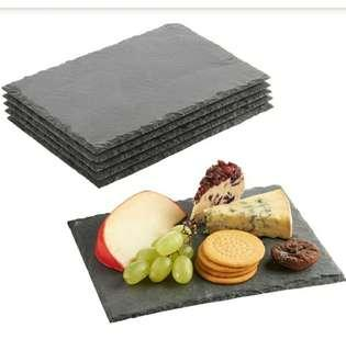 *in stock* Natural slate serving plate, cheese board