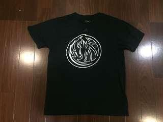 Adidas Dallas Mavericks Logo Tshirt
