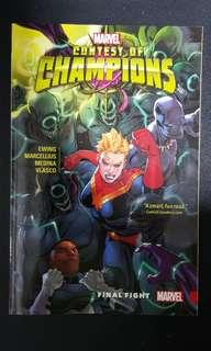 [,Brand New] Marvel Contest of Champions Vol2: Final Fight (Paperback)