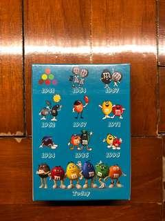 Package Mars M&m Candies Collectible 75th Anniversary Playing Cards