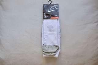 NIKE Unisex Adult Elite Support Over the Calf Running Socks Size Medium 24-27cm