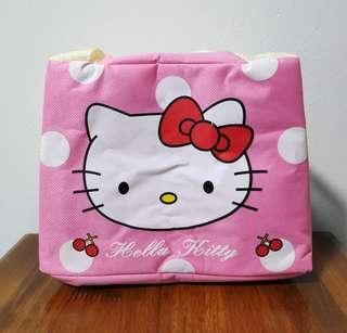 Insulated Lunch Bag Hello Kitty