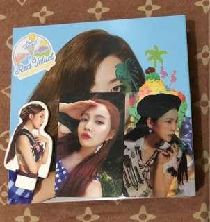 [WTT] Summer Magic Wendy NE PC, Joy LE PC, Yeri Clear LE PC and Joy standee