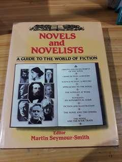 NOVEL AND NOVELIST