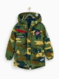 c11377a20762 zara coat girls
