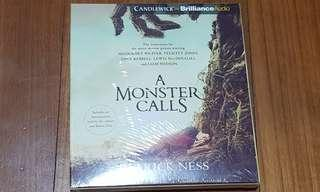 A monster calls audiobook (sealed)